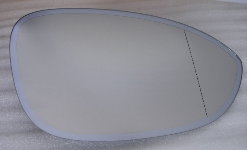 Mirror Glas Heated Wide Angle Right Electrochromatic