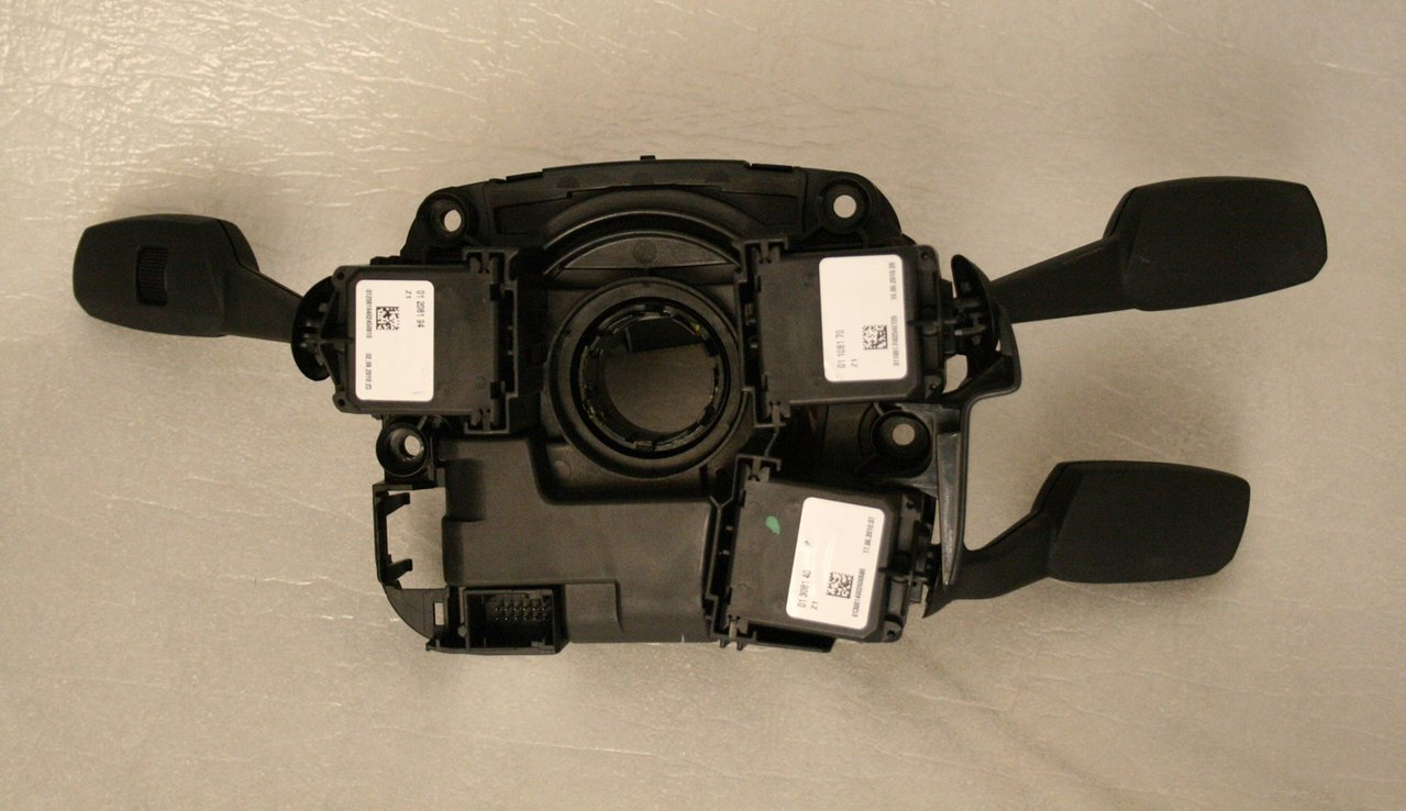 Switch Cluster Steering Column With Tempomat Bmw E82