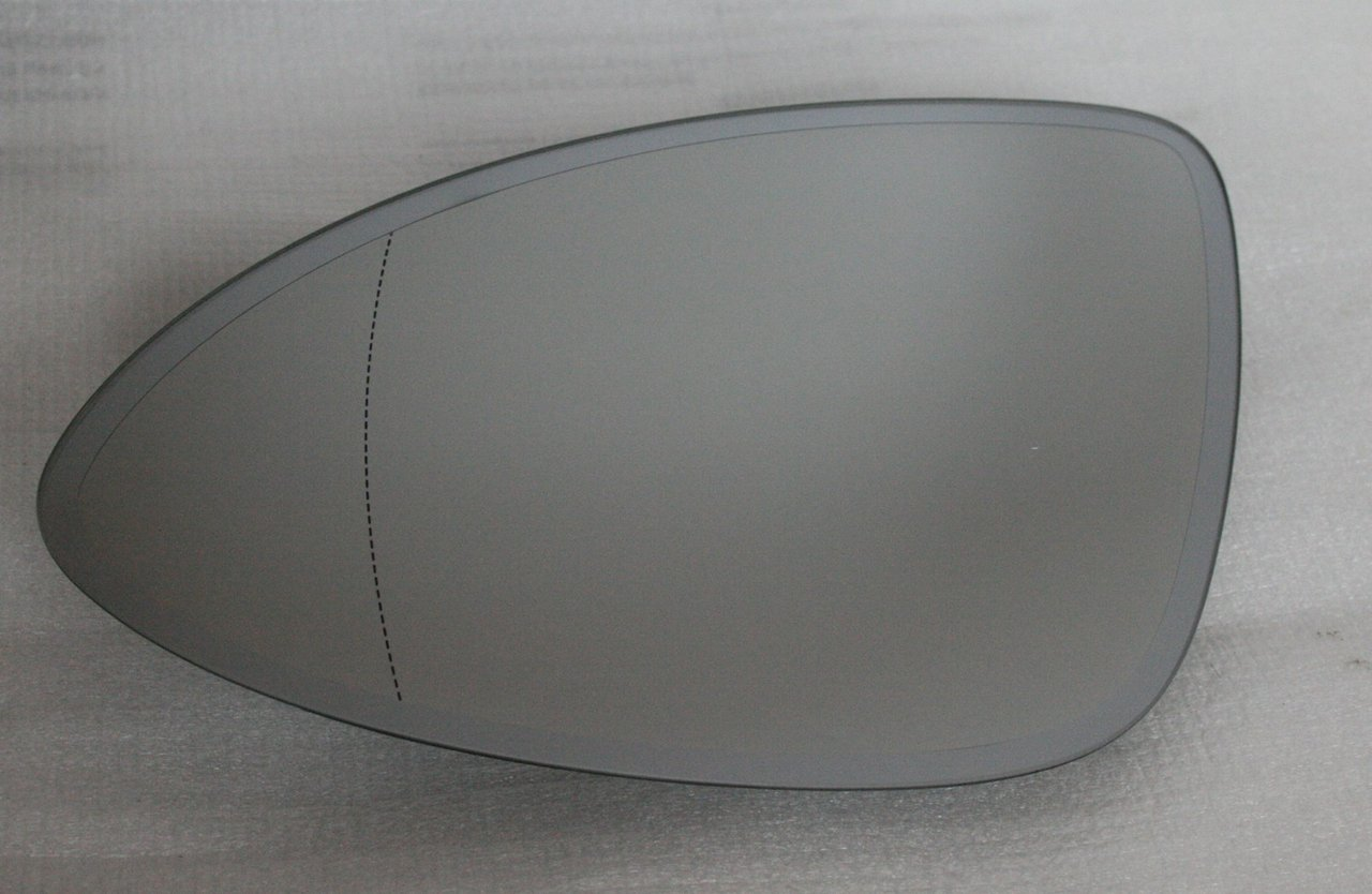 Mirror Glass Heated Left Electrochromatic Auto Dim