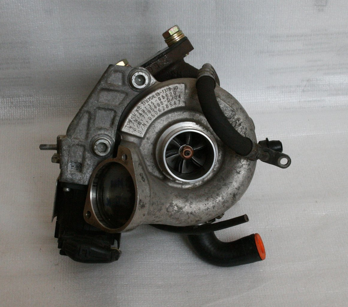 Turbo Charger Bmw E87 120d E90 E91 320d 163cv