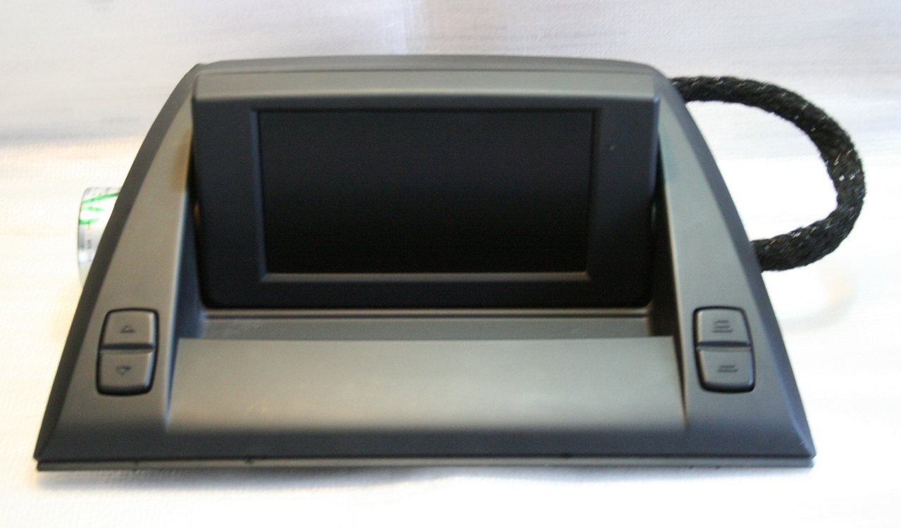 Central Information Display On Board Monitor Bmw X3 E83 3452285 Bmw Recambios