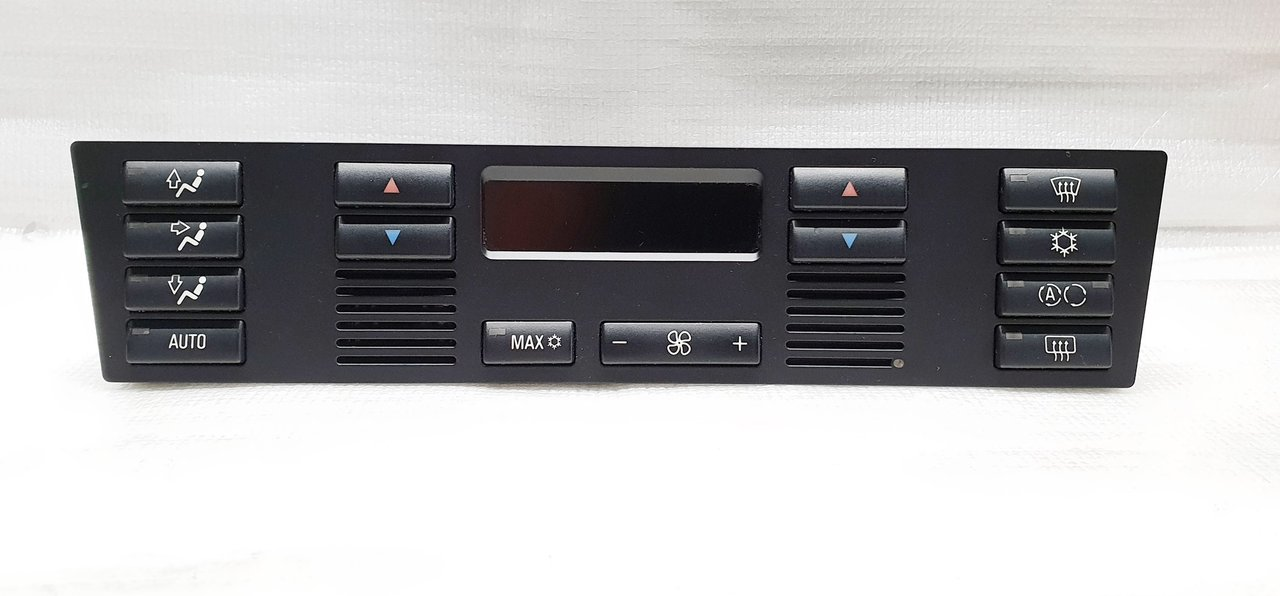 Automatic air conditioning control - BMW X5 E53 - 6927899